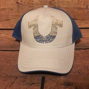 🆕 True Religion Baseball Cap Hat